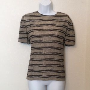 Tops - Vintage stripped blouse